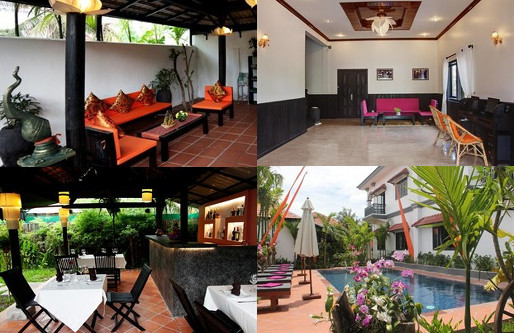 Areca Angkor Boutique Villa No_2