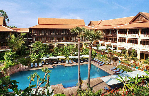 One Stop Hostel Siem Reap 人気アクセスランキング 2位 - Victoria Angkor Resort & Spa