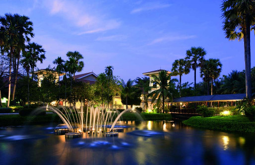 クマエ ユーン (Khmer Yeung) オススメスポット No.4 - Sofitel Angkor Phokeethra Golf & Spa Resort