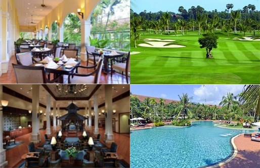 Sofitel Angkor Phokeethra Golf & Spa Resort No_2