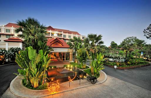 Golden Temple Hotel オススメスポット No.2 - Sokha Angkor Resort