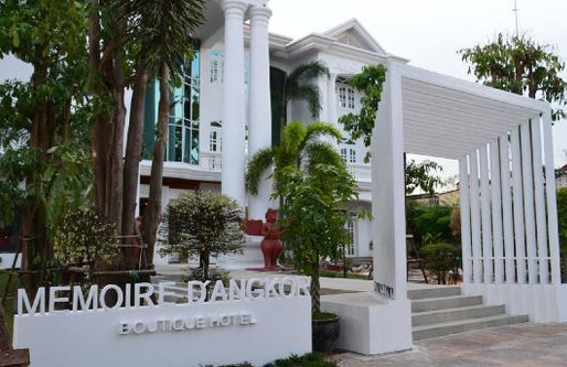 Memoire d'Angkor Boutique Hotel No_1
